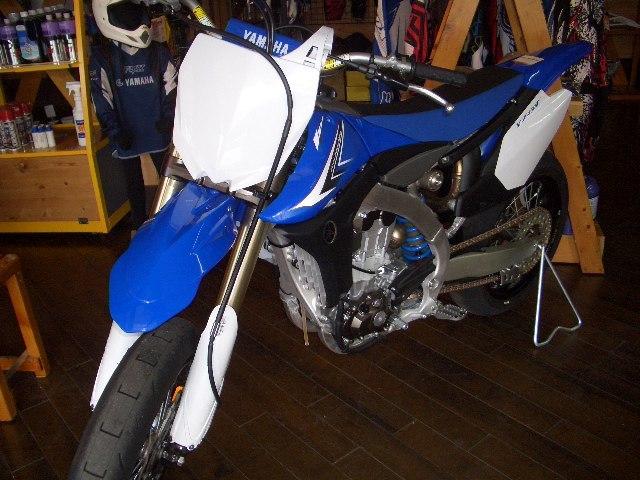 Yf450fmt